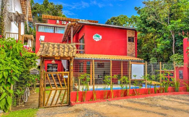 Os melhores Hotéis e Pousadas de Itacaré.
