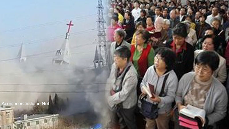 Crecimiento de iglesia en China