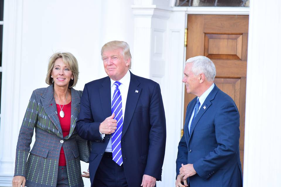 Devos Invested In Company Under >> Schooling In The Ownership Society Devos Had Investments In Cyber