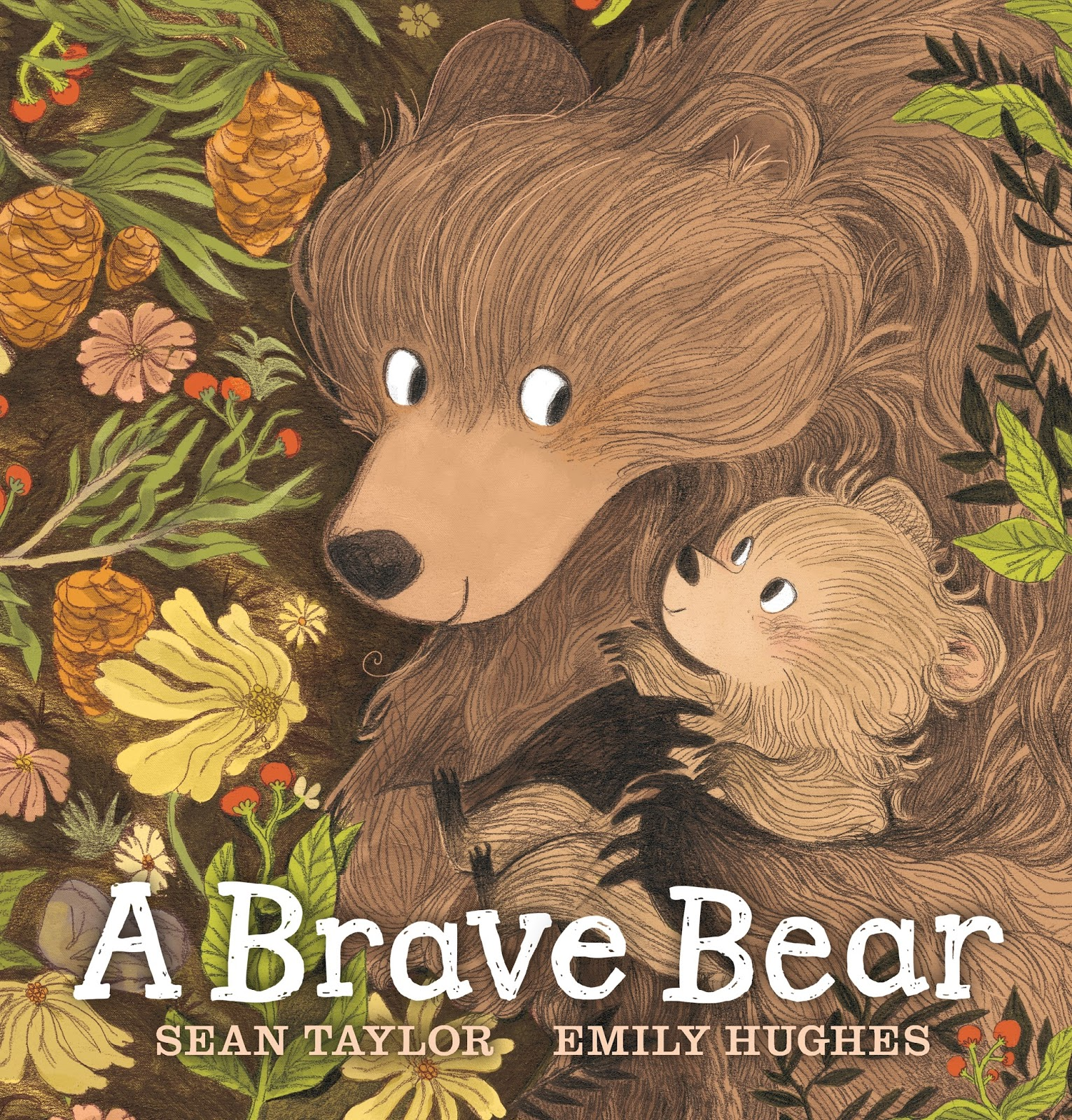 picture book party book of the month a brave bear