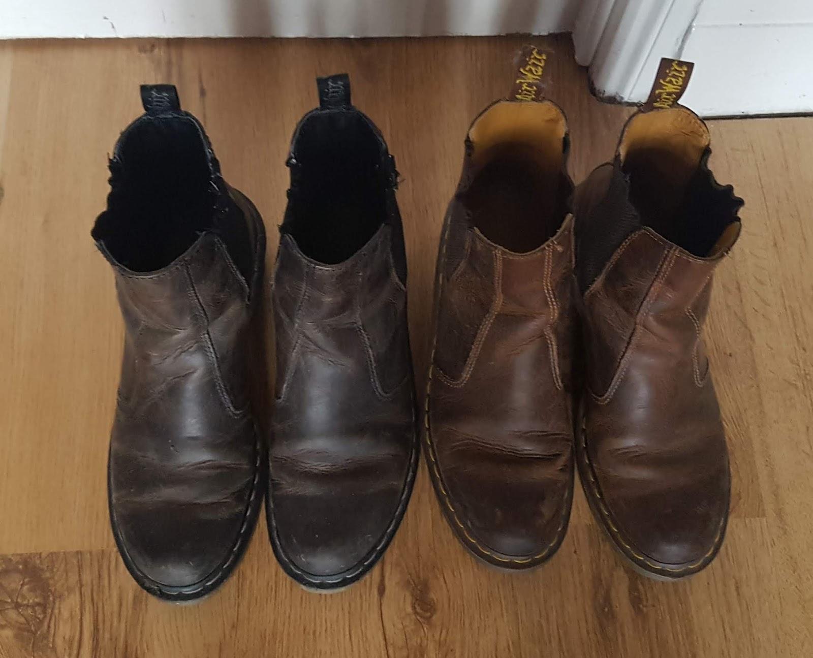 neuesten Stil von 2019 zu verkaufen neues Erscheinungsbild No Mean Feet for the Duchess : Doc Martens