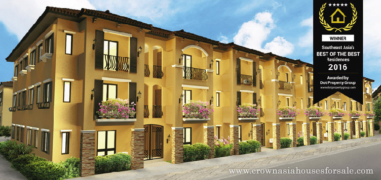 Valenza Mansions 2 Bedroom CitiSuites | Crown Asia Houses For Sale on