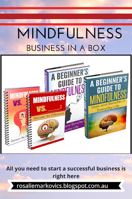 Mindfulness-Business in a box