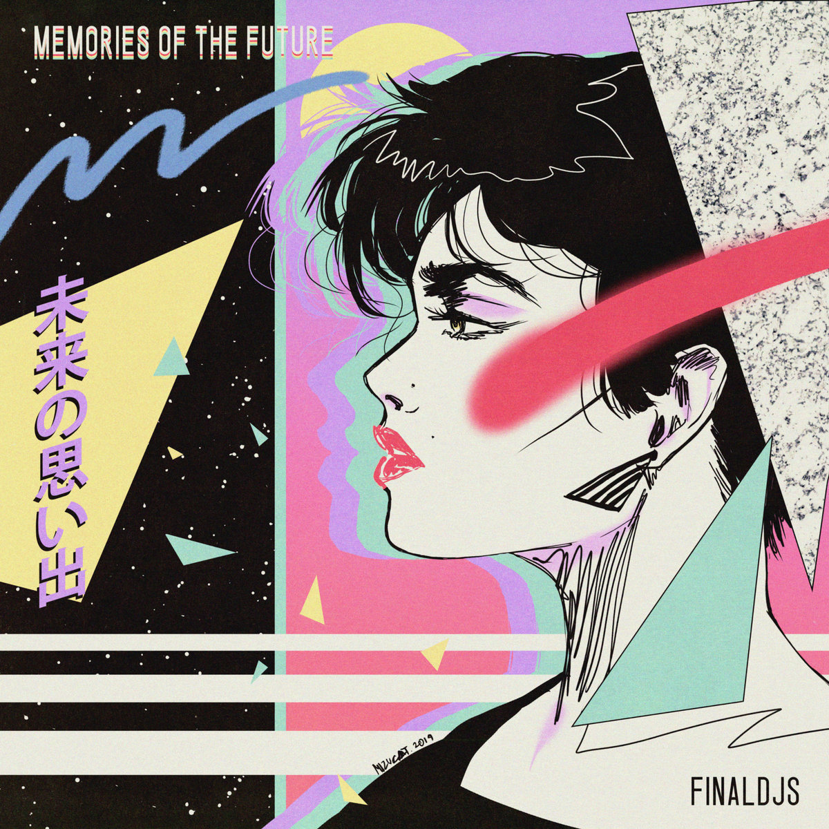 Memories of the Future von Final DJs | Full Album Stream