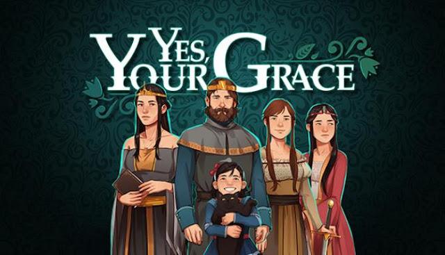 Yes Your Grace is a pixel management simulator in which you will have to play the role of the real king and try to restore order in the kingdom.