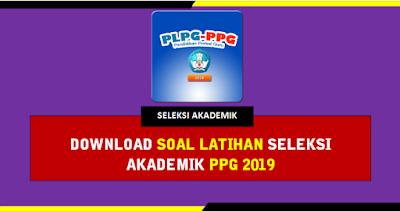 Soal Latihan Seleksi Akademik 2019