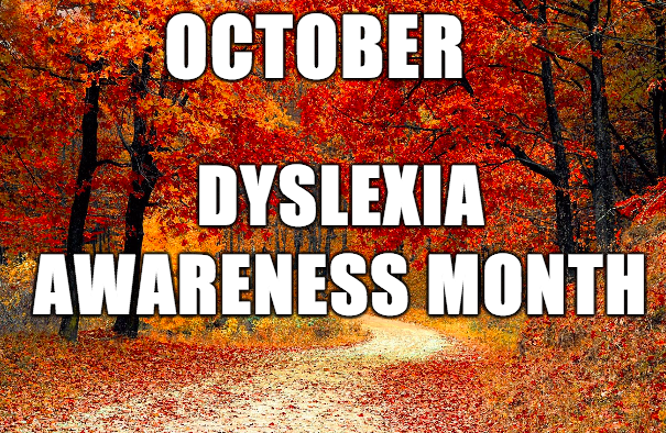 Free Technology for Teachers: October: Dyslexia Awareness Month