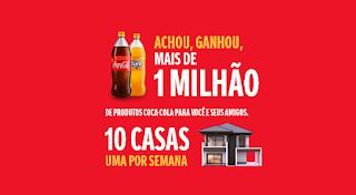 Promoção Coca-Cola Retornável 2019