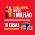 Promoção Coca-Cola Retornável 2019 - Concorra a 10 Casas!