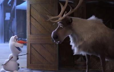 Nonton Film  Petualangan Olafs Frozen Adventure Lucu Gratis LK21