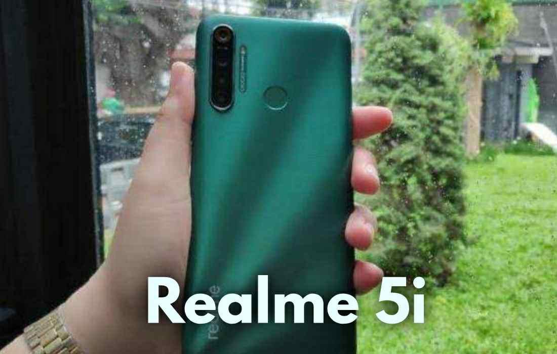 Review HP Realme 5i Lengkap Dengan Kelemahan Dan Kelebihannya
