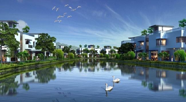 Biệt thự Vân Trì Ecoland Đông Anh