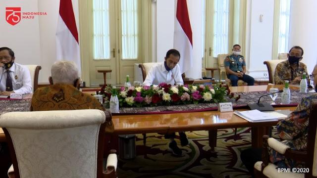 Jokowi: Sudah Jelas PKI dan Seluruh Ajarannya Dilarang di Negara Kita