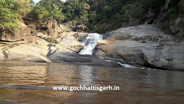 चर्रे-मर्रे जलप्रपात अंतागढ़,कांकेर | charre-marre waterfall antagarh kanker