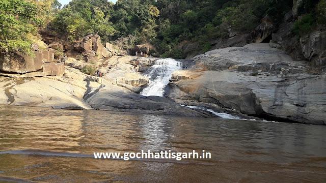 चर्रे-मर्रे जलप्रपात अंतागढ़,कांकेर | charre-marre waterfall antagarh kanker