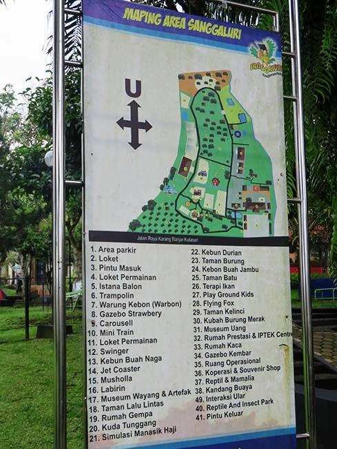 Kawasan Taman Sanggaluri