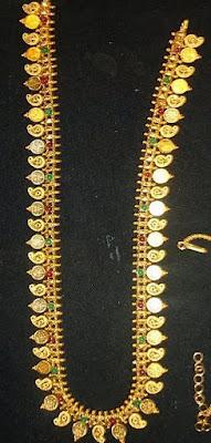 Kasulaperu Amp Lakshmi Harams Designs Sudhakar Gold Works