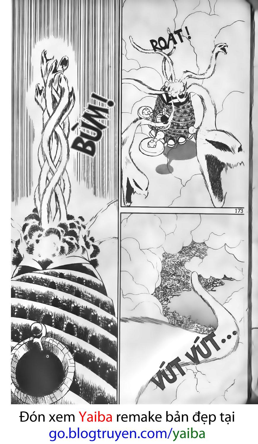 Yaiba chap 69 trang 8