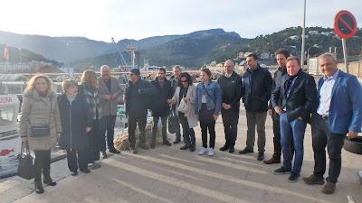 Europa se interesa por las excursiones de Pescaturismo en Mallorca y Menorca