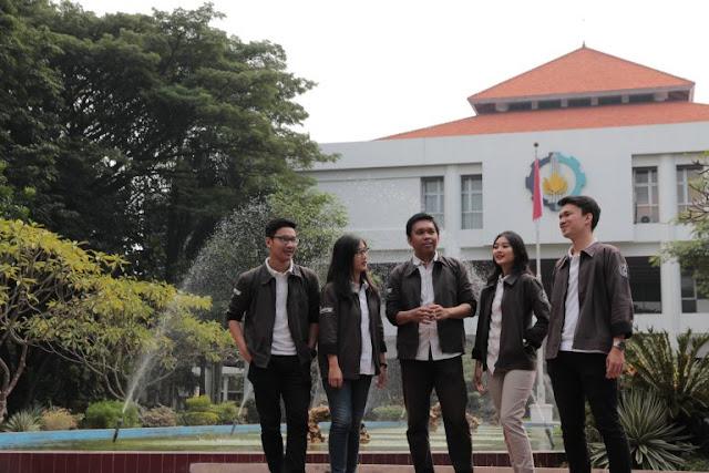03. Kampus Arsitek di Institut Teknologi Sepuluh November, Surabaya (ITS)