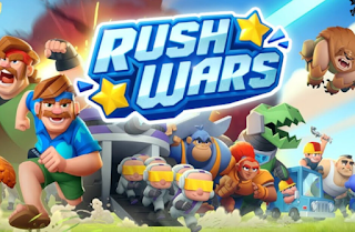 Rush Wars Supercell Apk New Version for android