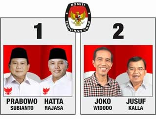Siapa Presiden Republik Indonesia Periode 2014 - 2019?