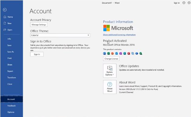 Download Tải Microsoft Office 365 miễn phí cho sinh viên và giáo viên c