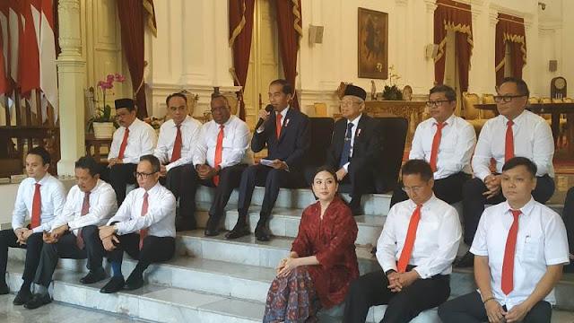 Pelantikan Wamen demi Akomodir Pendukung Jokowi yang Belum Dapat Jatah