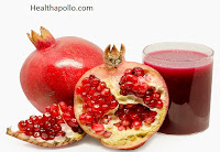 Pomegranate useful for Kidney Stone