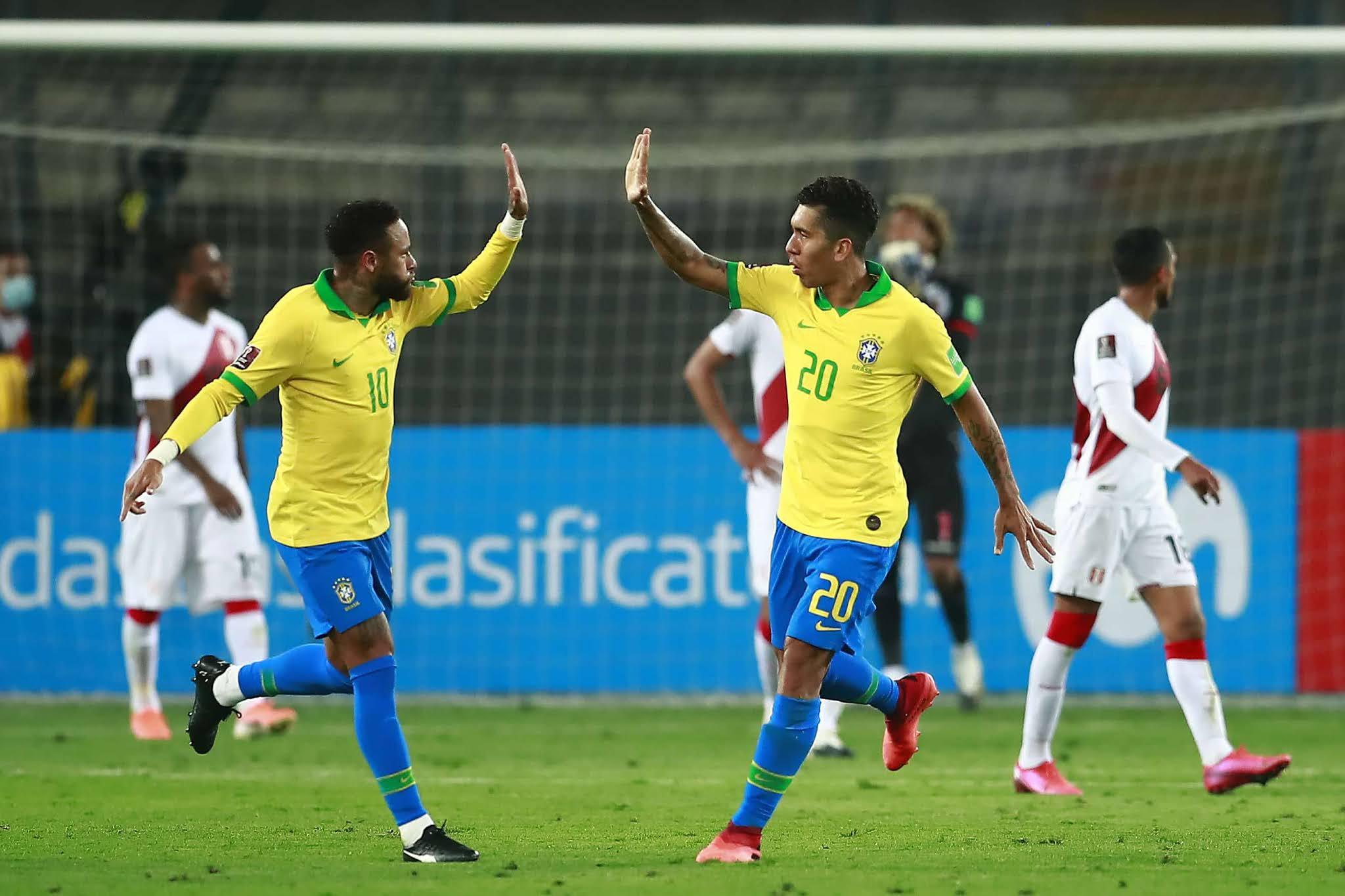 Peru Brasil Eliminatorias Sudamericanas