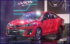 Harga Mobil Vios, Keunggulan Varian Toyota Terbaru 2019