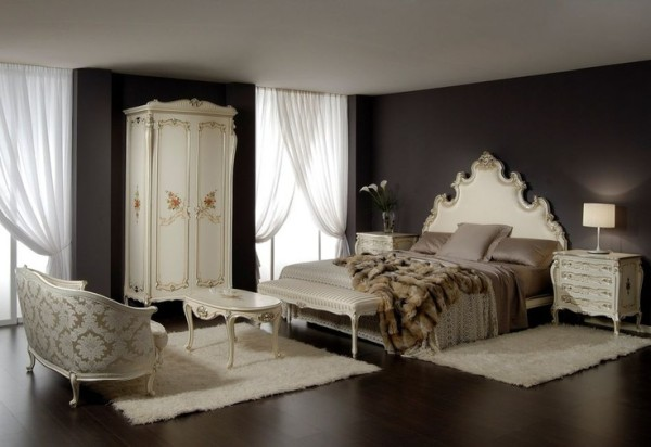 luxury vintage italian bedroom furniture sets