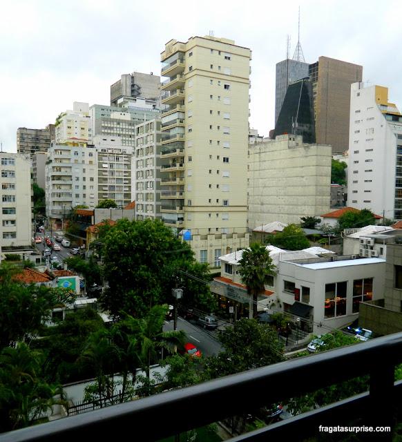 Hospedagem em São Paulo nos Jardins: Hotel Estamplaza Paulista
