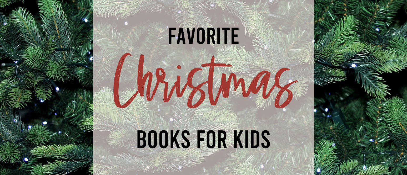 Christmas books kid favorites in Kindergarten First Grade Second Grade