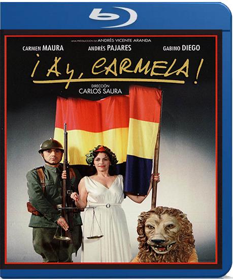 ¡Ay, Carmela! [1990] [BD25] [Español]