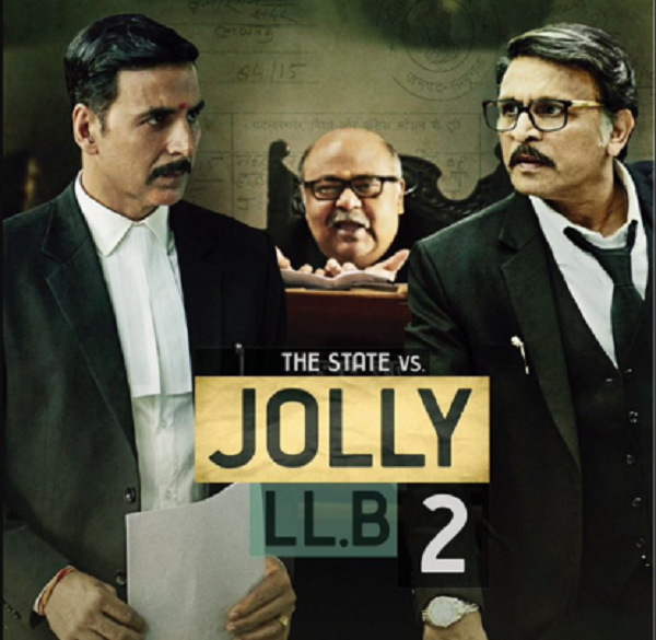 Jolly LLB 2 (2017) Hindi Movie Full HDRip 720p Download