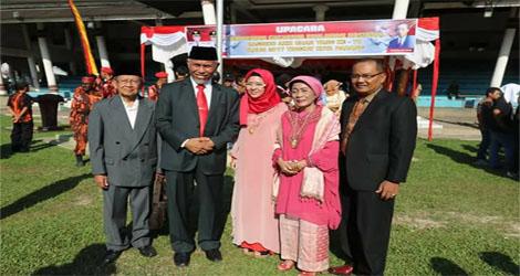 Pemko Padang Peringati gugurnyaBagindo Aziz Chan