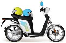 Scooter elettrico Askoll EVA per eCooltra