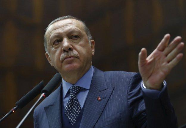 Ο χρόνος τελειώνει για τον Ερντογάν