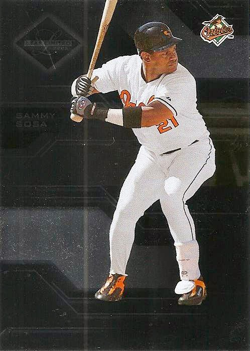 Odd But True Sammy Sosa Had A Pair Of Two Homer Games During His Forgettable 102 Game Tenure As An Oriole In 2005 Considering That He Only Went Deep 14