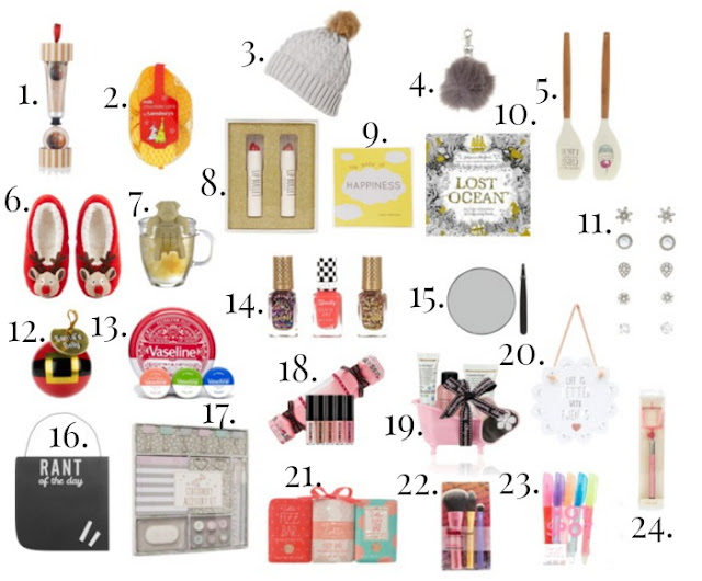 Stocking Fillers Guide