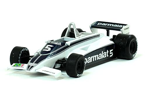 Brabham BT49 1981 Nelson Piquet f1 the car collection