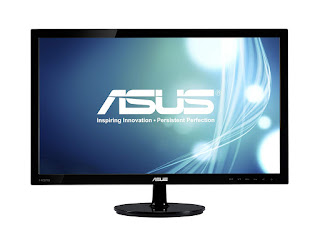 "ASUS VS228H-P 21.5"" Full HD 1920x1080 HDMI DVI VGA LCD Monitor"
