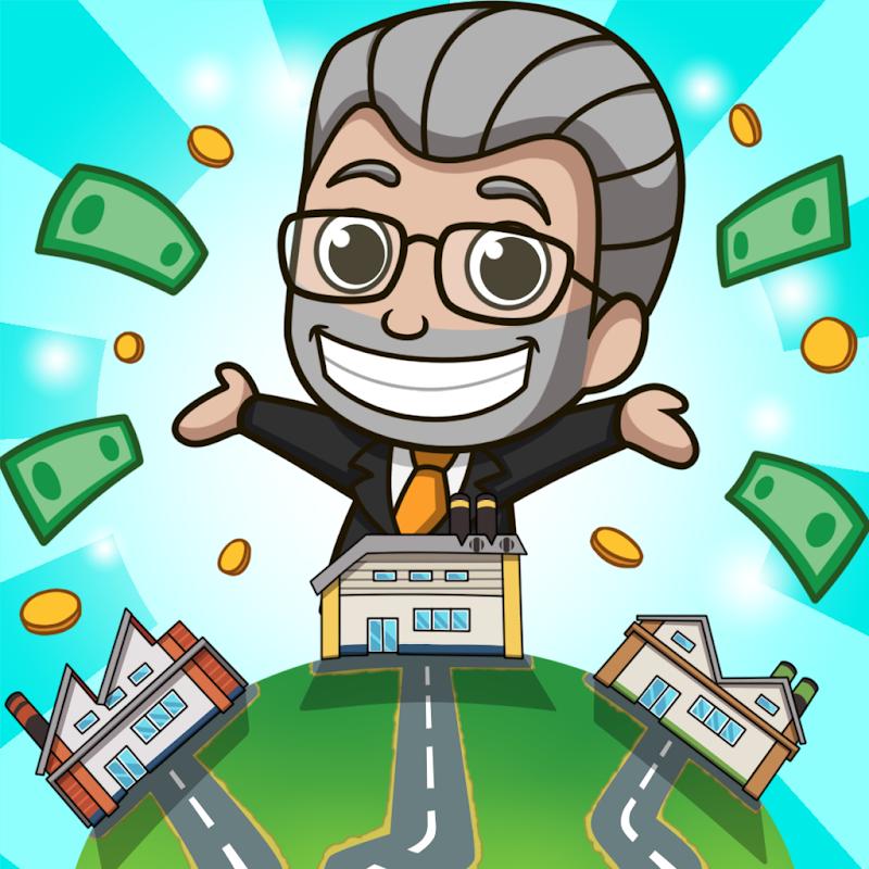 Idle Factory Tycoon v1.88.0 Apk Mod [Dinheiro Infinito]
