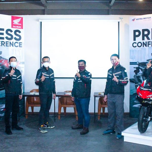 Launching All New Honda CBR 150R di Kalimantan Barat