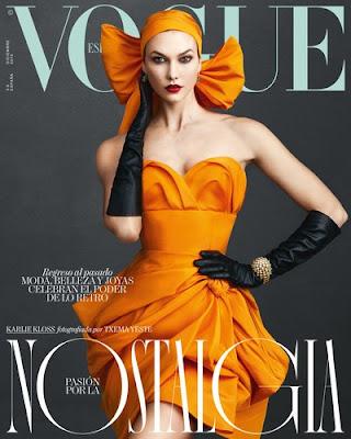 Revista Vogue diciembre 2019