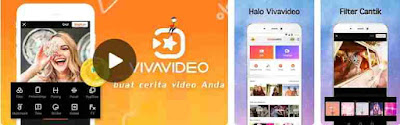 Aplikasi Edit Video Terbaik VivaVideo