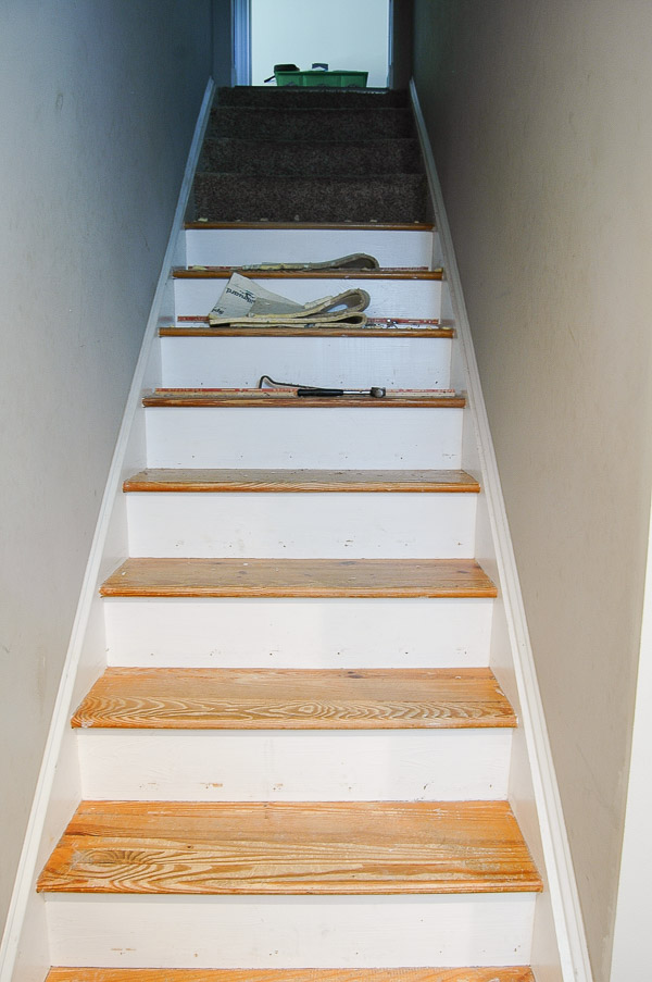 From Carpet To Hardwood How To Easily Transform Your | Carpet Strips For Stairs