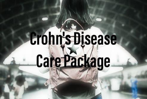 Crohn's Disease Care Package