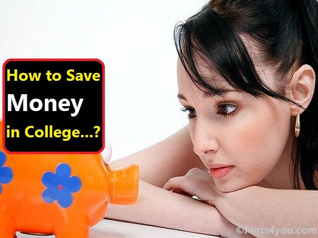 Money Saving Plan for Students